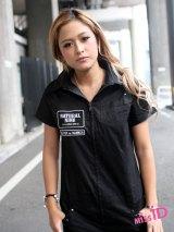 『miss iD 2013』を受賞した塚本波彩(19)