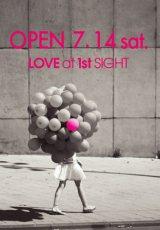 レイジースーザンのコンセプトショップ『LOVE at 1st SIGHT』が六本木ヒルズにオープン