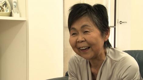 自動車ロードレースの宮澤崇史の母・純子さん(C)MBS