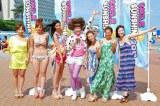 岩佐真悠子、菜々緒らが夏のイベント『Smile Sunshine 2012』に出演 (C)ORICON DD inc.