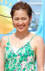夏のイベント『Smile Sunshine 2012』に出演した中村アン (C)ORICON DD inc.