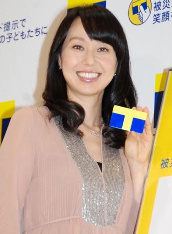 サムネイル 東尾理子 (C)ORICON DD inc.