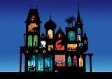 フランスのミッシェル・オスロ監督の影絵アニメーション『夜のとばりの物語』が公開中(C)2011 NORD-OUEST FILMS - STUDIO O ? STUDIOCANAL