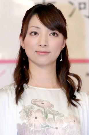 NHK大河ドラマ『八重の桜』新キャスト発表会見に出席した白羽ゆり (C)ORICON DD inc.