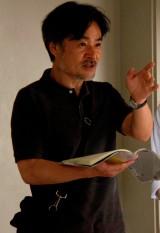 映画『リアル〜完全なる首長竜(くびながりゅう)の日〜』でメガホンを執る黒沢清監督