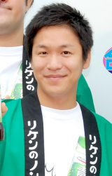 はんにゃ・川島章良 (C)ORICON DD inc.