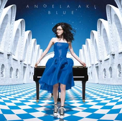 アンジェラ・アキのアルバム『BLUE』(通常盤)