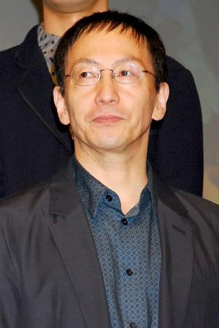 NODA・MAP第17回公演『エッグ』制作発表記者会見に出席した野田秀樹氏 (C)ORICON DD inc.