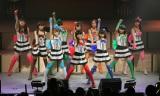 『Hello! Project 誕生15周年記念ライブ 2012 夏』に出演したモーニング娘。