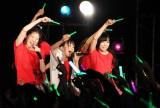 最新シングル収録の「祭りの夜〜君を好きになった日〜」は祭りばやしをフィーチャーしたアゲアゲな曲(C)ORICON DD inc.