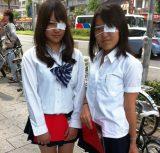 名古屋・栄での街頭イベントの様子