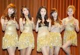 Wonder Girls、日本デビュー