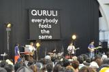 くるり、首都圏初の無料ライブに5000人