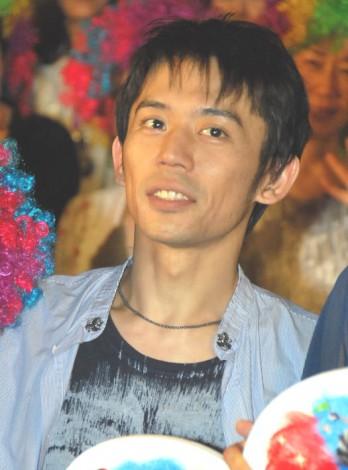 映画『マダガスカル3』初日舞台あいさつに登壇した岡田義徳 (C)ORICON DD inc.