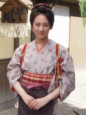 時代劇ドラマは初主演、9月放送のテレビ朝日系『みをつくし料理帖』 (C)ORICON DD inc.