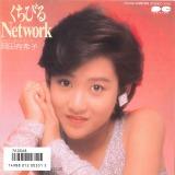 岡田有希子さんの「くちびるNetwork」ジャケット写真