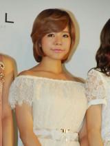 香水ブランド「GiRL DE PROVENCE」ローンチイベントに出席した少女時代のサニー (C)ORICON DD inc.