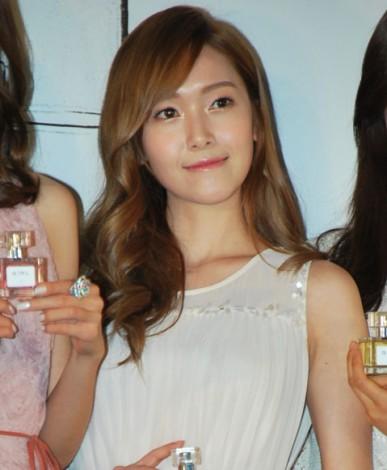 香水ブランド「GiRL DE PROVENCE」ローンチイベントに出席した少女時代のジェシカ (C)ORICON DD inc.