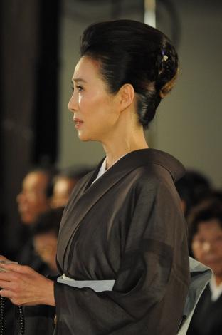 「地井武男さん お別れの会」に出席した萬田久子