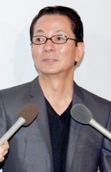 俳優・地井武男さんのお別れの会に参列した水谷豊 (C)ORICON DD inc.