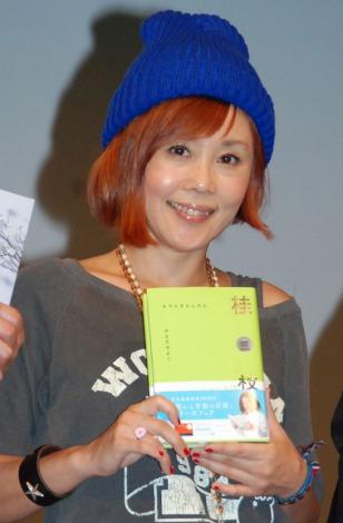 『笑いと平和の百冊シリーズ』第2弾書籍企画プレゼン大会に出席した野沢直子 (C)ORICON DD inc.