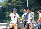 伊豆大島での撮影で、意気込みを明かした主演・阿部寛 (C)ORICON DD.inc