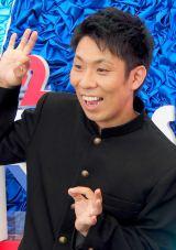 「恋するミタパン」CD発売イベントを開催したパンクブーブー・佐藤哲夫 (C)ORICON DD inc.
