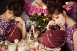 レディスバッグブランド『Jewelna Rose』のイメージミューズ佐々木希