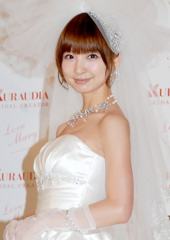 サムネイル AKB48・篠田麻里子 (C)ORICON DD inc.