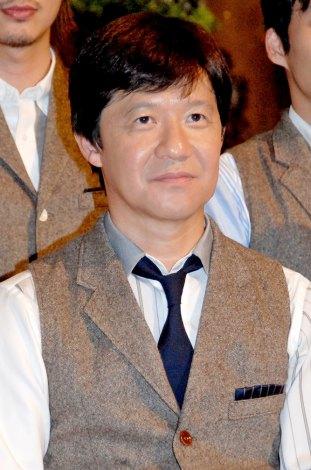 NHKコント番組『LIFE! 〜人生に捧げるコント〜』の記者会見に出席した内村光良 (C)ORICON DD inc.