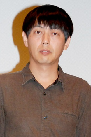 映画『ハイザイ〜神様の言うとおり〜』の舞台あいさつに登壇したスネオヘアー (C)ORICON DD inc.