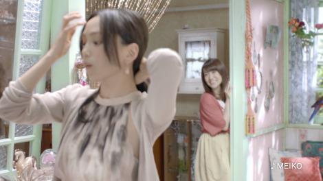 サムネイル 永作博美とAKB48大島優子が共演する『エッセンシャル ダメージケア』新CM