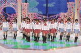 AKB48が『Mステ』に初登場、2006年6月9日放送より(C)テレビ朝日