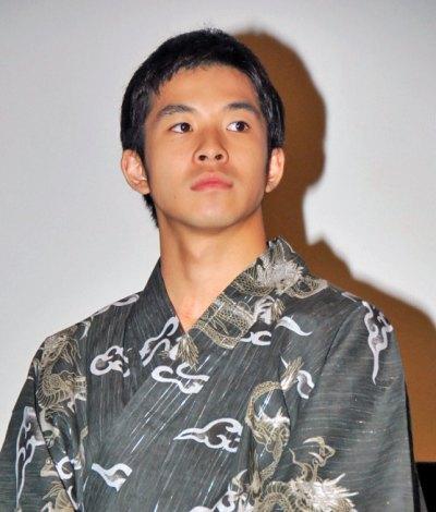 映画『桐島、部活やめるってよ』初日舞台あいさつに出席した太賀 (C)ORICON DD inc.