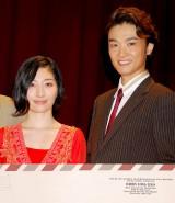(左から)坂本真綾、井上芳雄 (C)ORICON DD inc.