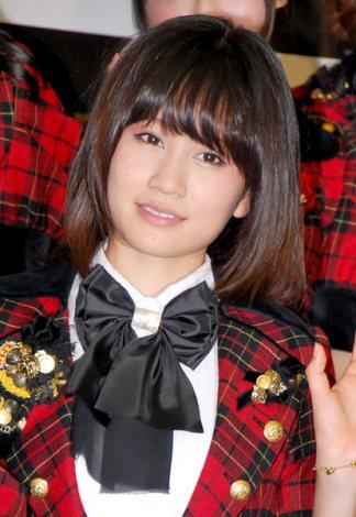 AKB48・前田敦子 (C)ORICON DD inc.