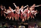 現在11人の正規メンバーで活動するアイドルカレッジ(C)ORICON DD inc.