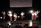 この日お披露目された練習生7名がオープニングアクトを務めた(C)ORICON DD inc.