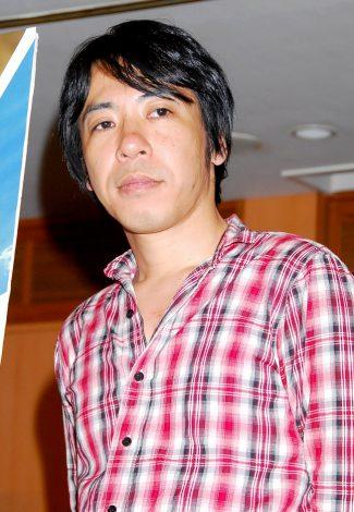 映画『I'M FLASH!』の外国人記者向け会見に出席した豊田利晃監督 (C)ORICON DD inc.