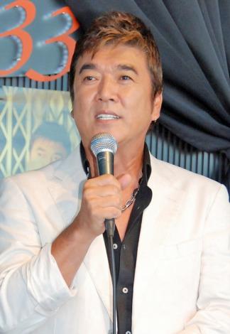 東京タワー展望台で歌手生活25周年記念イベントを行った小金沢昇司 (C)ORICON DD inc.