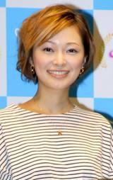 一般男性との再婚と第3子妊娠を発表した市井紗耶香 (C)ORICON DD inc.