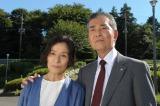 10月1日放送のTBS系ドラマに出演する渡哲也(右)と倍賞美津子(左)。日中両国に翻弄されながら、その運命に果敢に立ち向かった元スパイと12人の女性たちを描く (C)TBS
