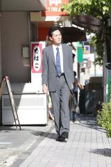 行動範囲に広がりが! 井之頭五郎がちょっとした地方出張に出掛けることもありそうだ(C)テレビ東京