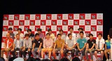『キングオブコント2012』の決勝に進出した8組 (C)ORICON DD inc.