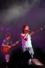 aikoが約4年ぶりのフリーライブ『Love Like Aloha vol.4』を開催
