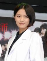 赤坂サカスで行われたTBS系主演ドラマ『黒の女教師』のイベントに出席した榮倉奈々 (C)ORICON DD inc.