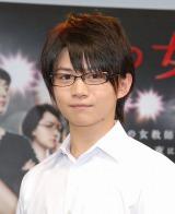 赤坂サカスで行われたTBS系主演ドラマ『黒の女教師』のイベントに出席した西井幸人 (C)ORICON DD inc.