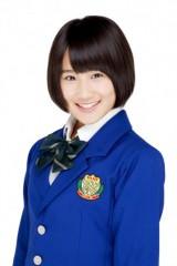 NMB48の城恵理子(13)が卒業を発表(C)NMB48