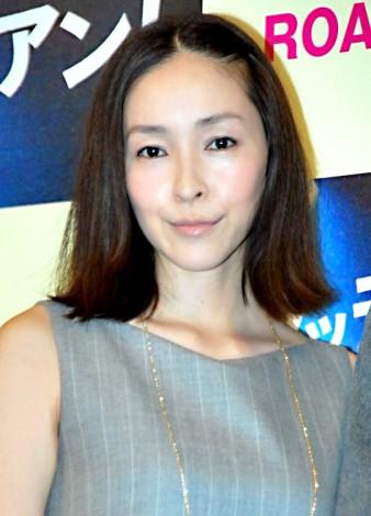 サムネイル 元パンクロッカー役を演じた麻生久美子 (C)ORICON DD inc.