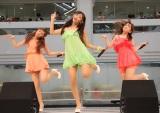 『ご当地アイドルNo.1選手権 U.M.U AWARD』で2連覇をはたしている広島のアイドル「まなみのりさ」(C)ORICON DD inc.